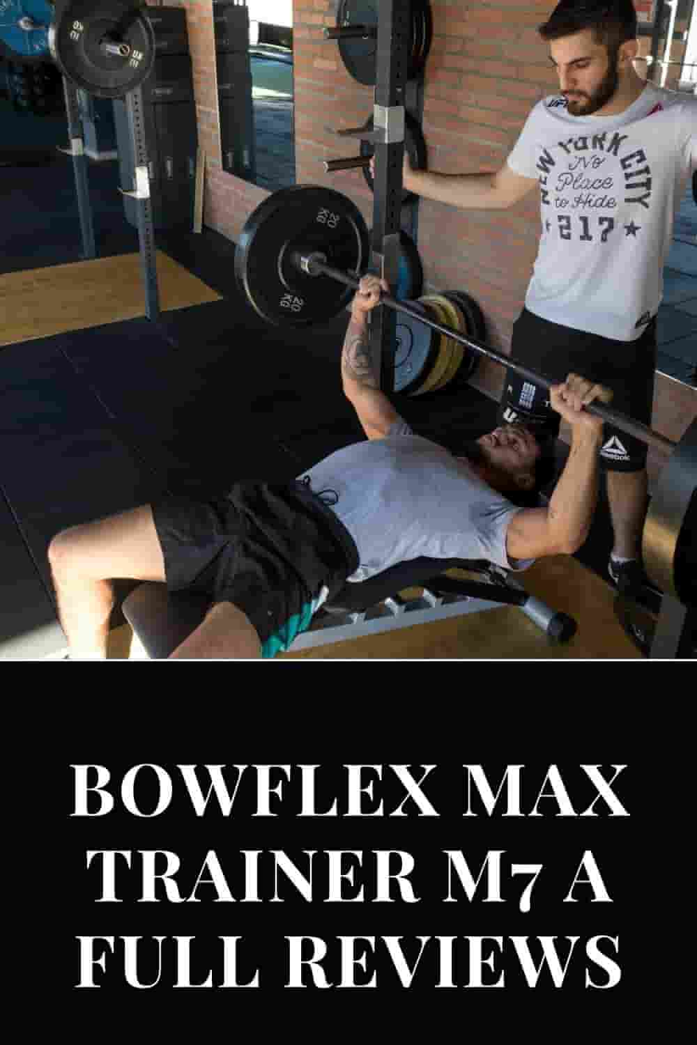 Bowflex Max Trainer M7 Review: Everything You Need To Know